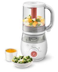 Philips Avent naprava 4 v 1 za pripravo zdrave otroške hrane