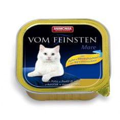 Animonda Vom Feinsten Mare paštika pro kočky kuře+mořské plody 100g