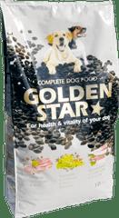 Golden Star Granulované krmivo Golden Star 10kg