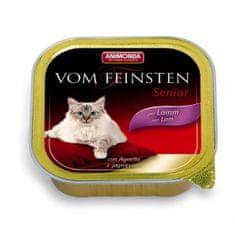 Animonda Vom Feinsten Senior paštika pro starší kočky jehněčí 100g