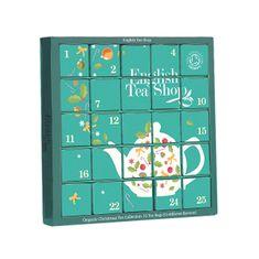 English Tea Shop Adventní kalendář modrý BIO 25 pyramidek