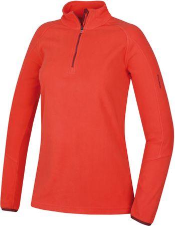 Husky ženska majica Ander L, S, rdeč koral
