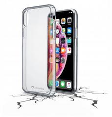 CellularLine ovitek Clearduo za iPhone XS MAX, prozoren