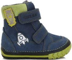 D-D-step chłopięce buty zimowe z rakietą