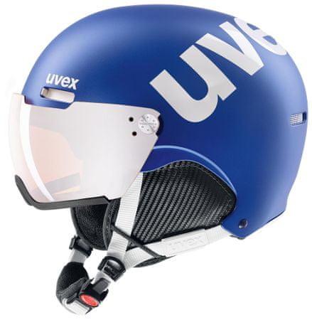 Uvex HLMT 500 visor fehér/kék 59 - 62