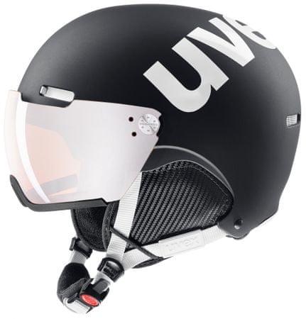 Uvex HLMT 500 visor fekete 52 - 55