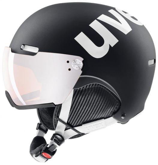 Uvex HLMT 500 visor čierna 52 - 55