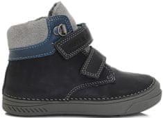 D-D-step chlapčenské zimné topánky