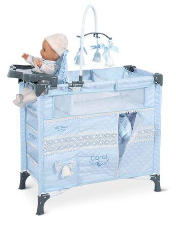 DeCuevas posteljica za dojenčka s petimi funkcionalnostmi