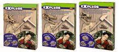 SES set za izkopavanje dinozavrov
