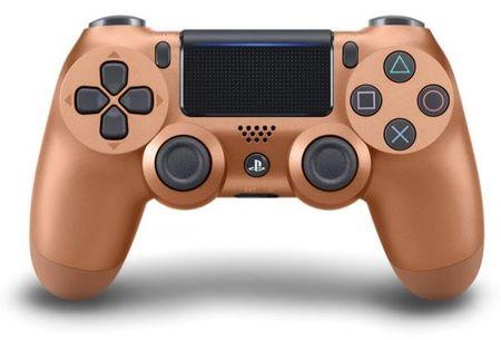 Sony igralni plošček za PS4 DualShock 4 V2, bakren