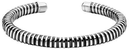 Calvin Klein Trdna odprta zapestnica Spring KJ9FBF2001 (Dimenzija M - 6,2 x 4,9 cm)