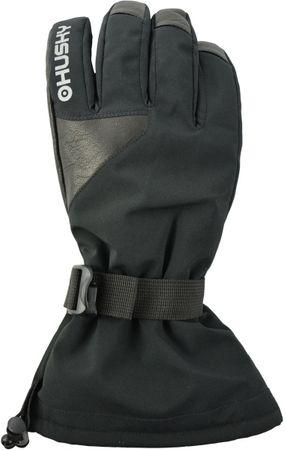 Husky ženski skijaške rukavice Esenc, S, crne