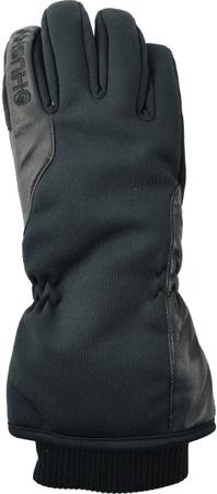 Husky ženski skijaške rukavice Evely, S, crne