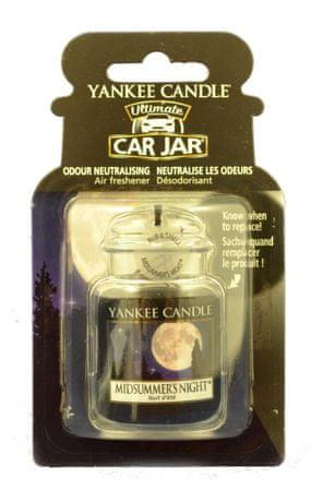 Yankee Candle Midsummer's Night luxus autóillatosító pálca