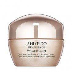 Shiseido Benefiance WrinkleResist24 (intensywny krem odżywczy i regenerujący) 50 ml