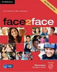 kolektiv autorů: Face2Face Elementary Students Book with DVD-ROM