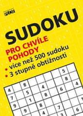 Sýkora Petr: Sudoku pro chvíle pohody