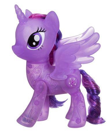 My Little Pony Világító póni - Twilihgt Sparkle