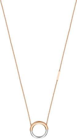 Esprit Elegantní náhrdelník s bicolor přívěskem Tint ESNL00322342