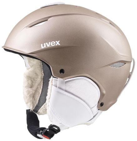 Uvex PRIMO prosecco met mat 52 - 55