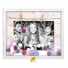 ZEP foto okvir Bubbles, 13x18 cm, CX457