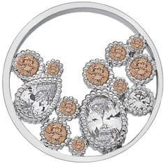 Hot Diamonds Emozioni Spirito Libero Freedom Champagne Coin