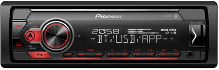 Pioneer MVH-S410BT - zánovní