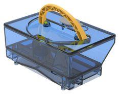 TESLA RoboStar T10 - zásobník na vodu pre mokré mopovanie 300 ml