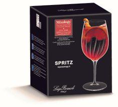Luigi Bormioli čaše Aperol Spritz, 6 komada, 570 ml