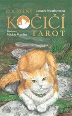 Weatherston Lunaea: Kouzelný kočičí tarot - kniha a 78 karet