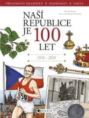 Martínek Jiří: Naší republice je 100 let 1918-2018