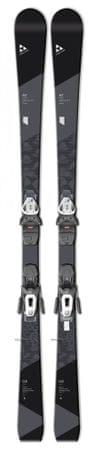 FISCHER MY TRINITY SLR + MY RS 9 SLR 145 čierna/sivá
