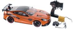Teddies samochód zdalnie sterowany RC, pomarańczowy, 40cm, 27MHz
