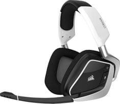 Corsair zestaw słuchawkowy VOID Pro RGB Wless, białe (CA-9011153-EU)