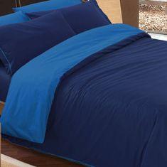 Gipetex posteljina Doubleface, plava