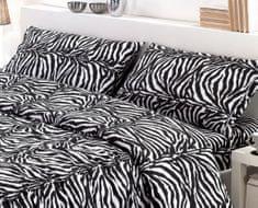 Gipetex bombažna posteljnina Zebrato