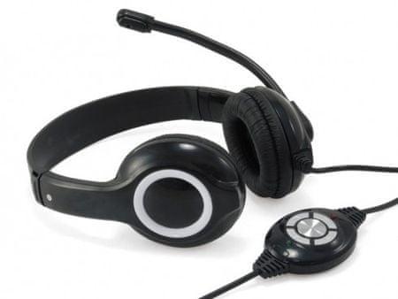 Conceptronic profesionalne USB slušalke