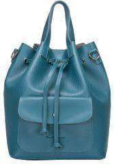 Claudia Canova ženski ruksak Kagan, plavi