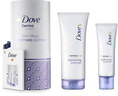 Dove darilni set za ženske Cashmere Comfort Premium