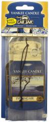 Yankee Candle Papír légfrissítő 3 db - Evening Air, Midsummer's Night, Midnight Jasmine