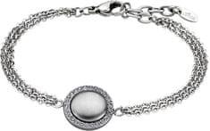 Lotus Style Elegantní ocelový náramek LS1775-2/1
