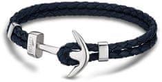 Lotus Style Bőr horgony karkötő LS1832-2/4