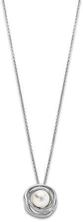 Lotus Style Romantyczny naszyjnik perłowy LS1855-1 / 1