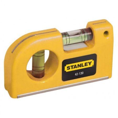 Stanley žepna libela, 85x47mm (0-42-130)