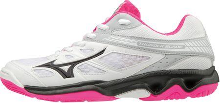 Mizuno Thunder Blade White Black Pink Glo 36.5