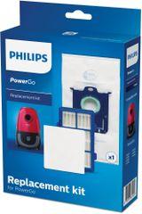 PHILIPS Készlet Power Go porszívókhoz FC8001/01