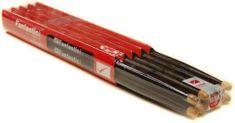 Balbex BG5B Germany 5B Hickory black Economy set Zvýhodnený set hickorových paličiek