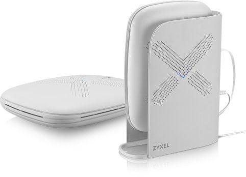 Zyxel Multy Plus (2-pack) Tri-Band AC3000 Whole Home Wi-Fi Mesh System (WSQ60-EU0201F)