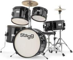 Stagg Junior TIM JR 5/16 BK Dětská bicí souprava